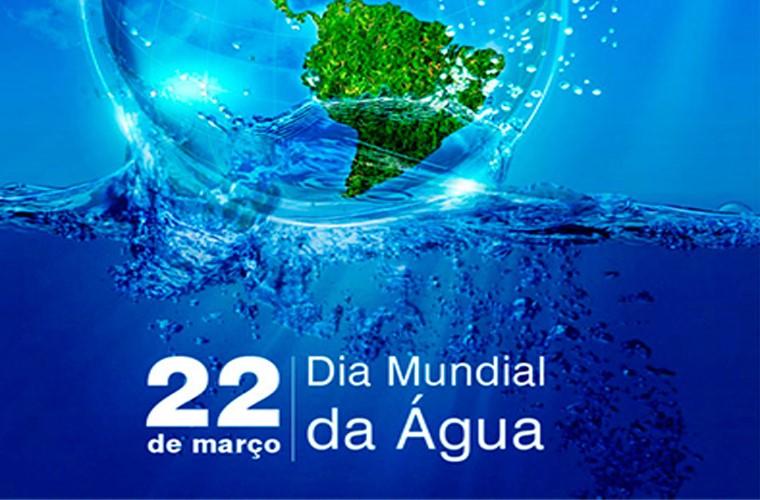 Dia 22 de Março - Dia da Água